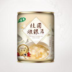 桂圆炖银耳250g