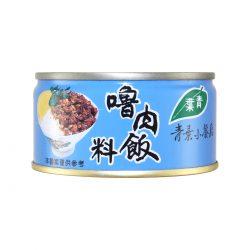青葉嚕肉飯料 110g